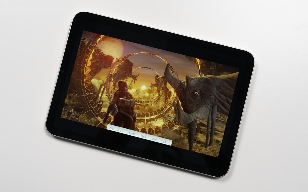 iPad mini 2021 Bildschirm