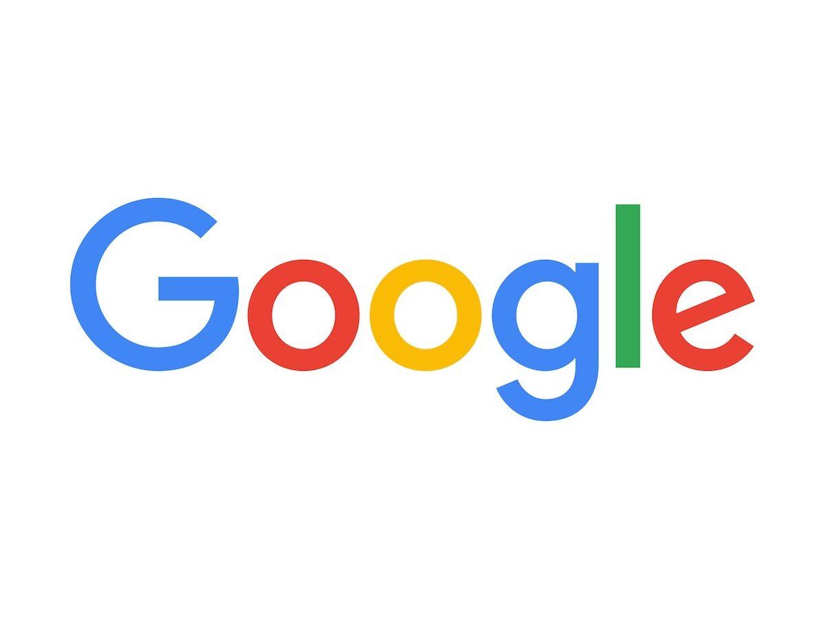 Das Logo von Google