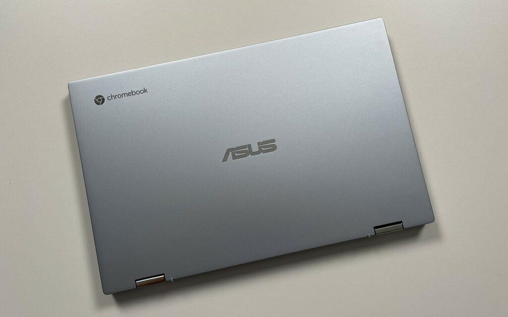 Asus Chromebook Flip XC5 von oben