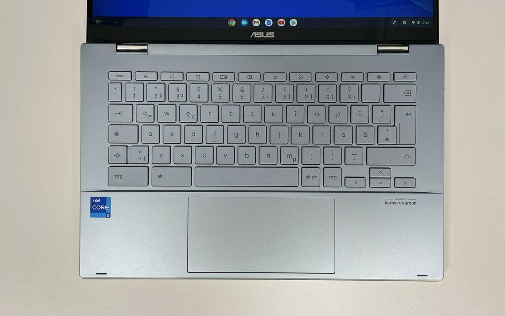 Asus Chromebook Flip XC5 Tastatur