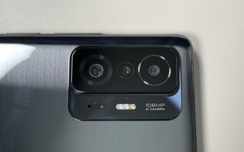 Xiaomi 11T Pro 5G Kamera