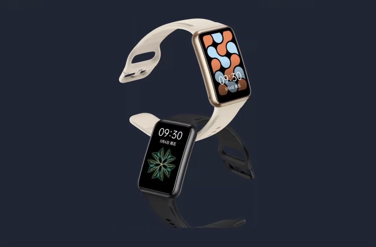 Eine Smartwatch von Oppo
