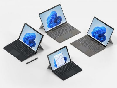 Surface Lineup
