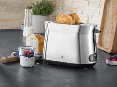 WMF Kineo: Neuer, stylischer Toaster vorgestellt