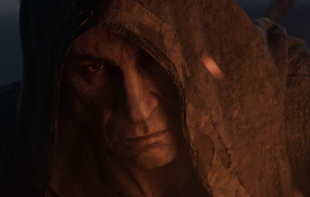 Screenshot dunkle Szene