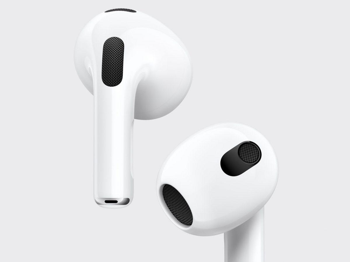 Die Apple Air Pods 3