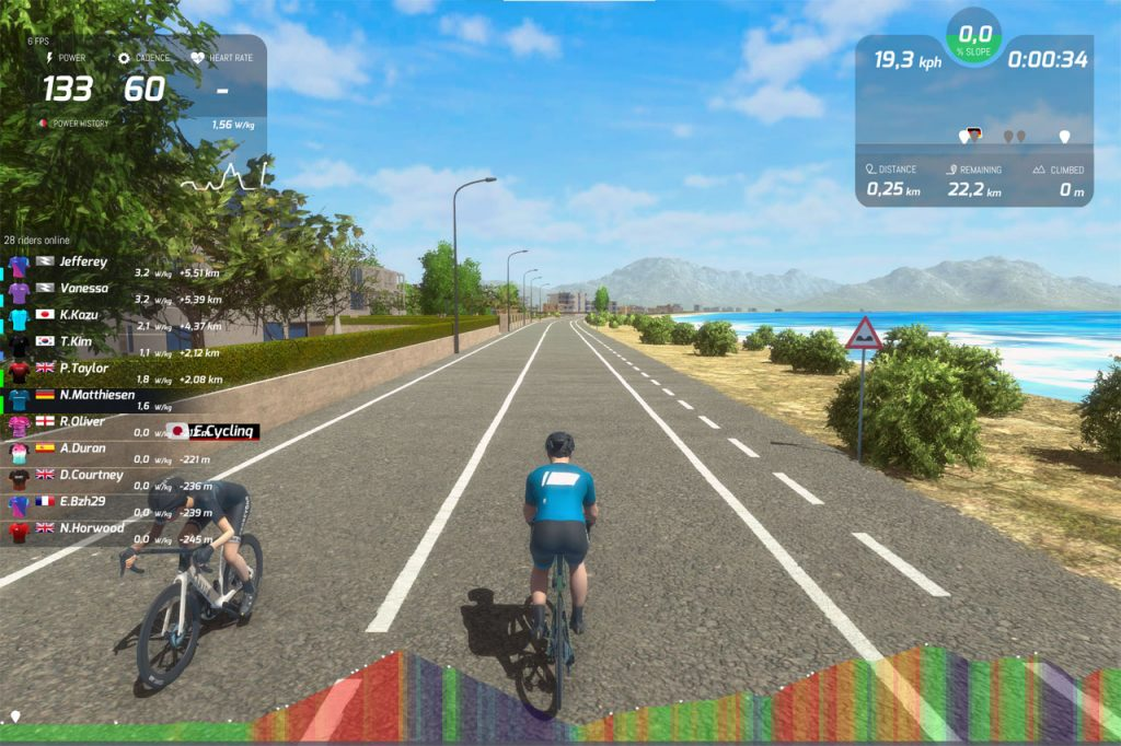 RGT Cycling-App