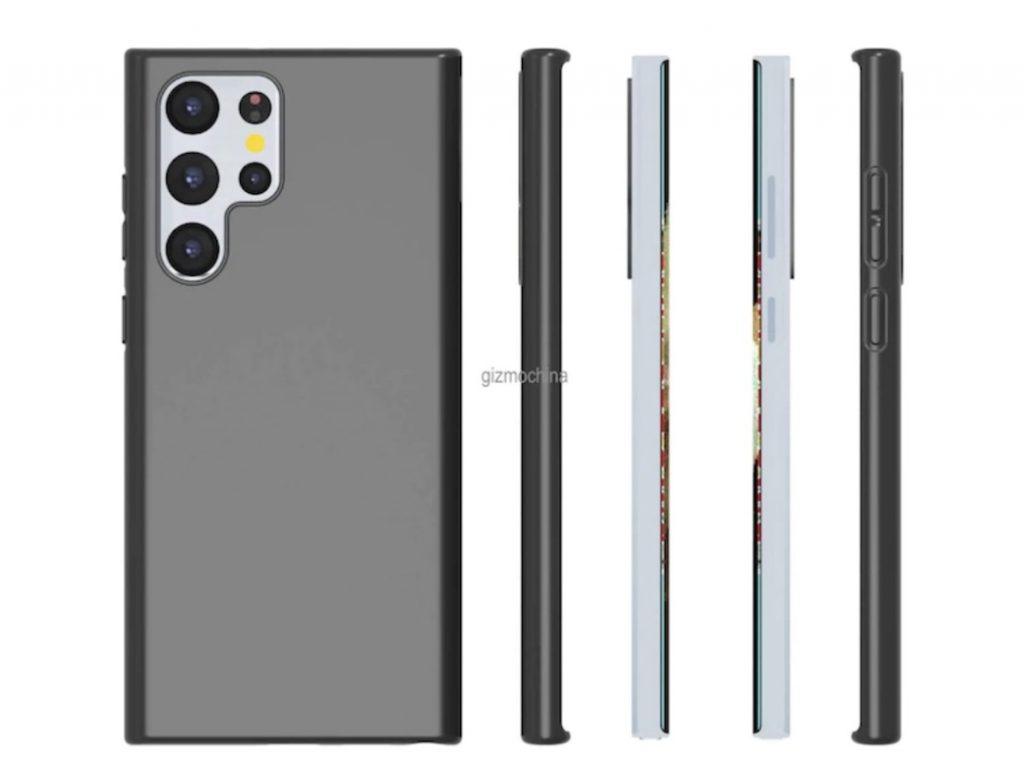 Das Samsung S22 Ultra