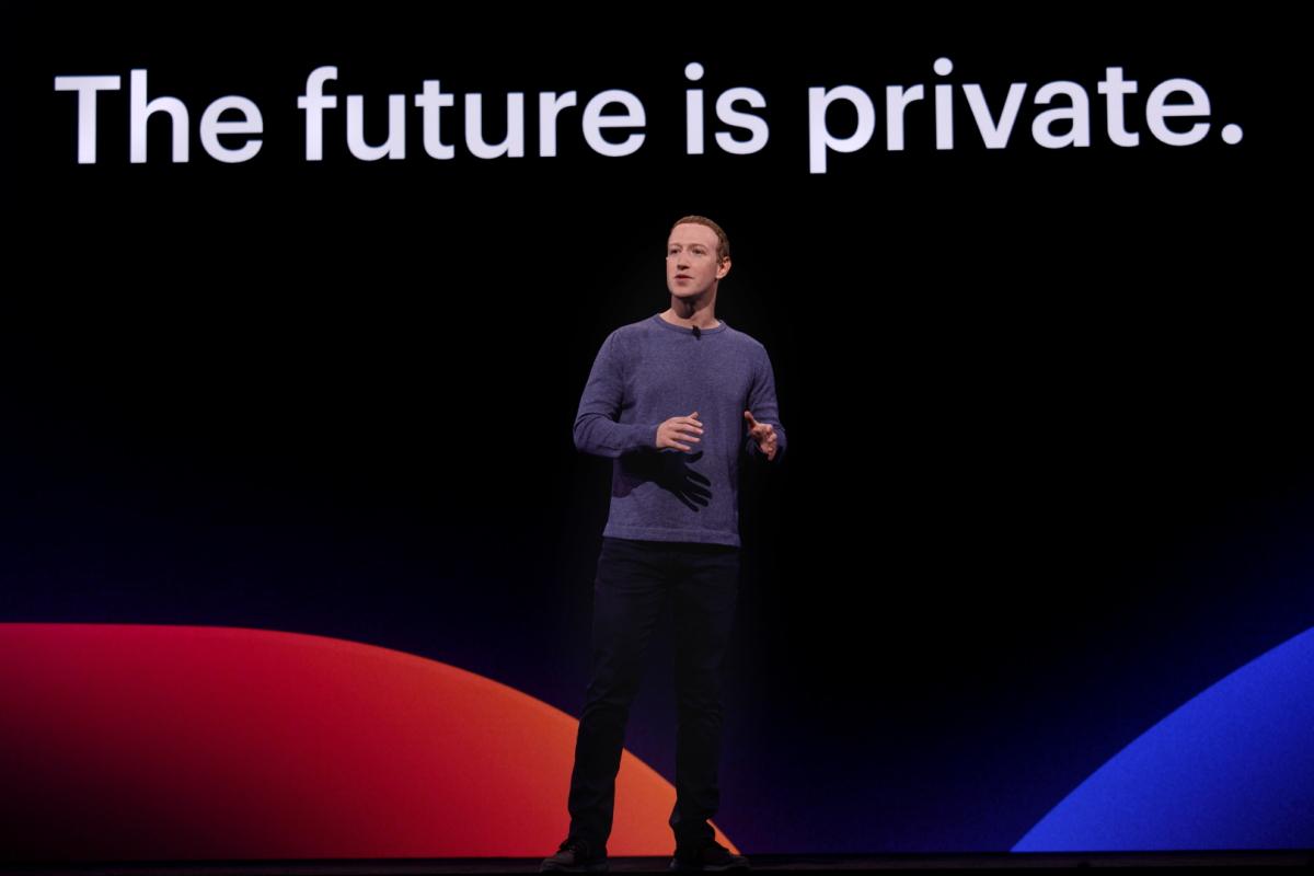 MArk Zuckerberg von Facebook