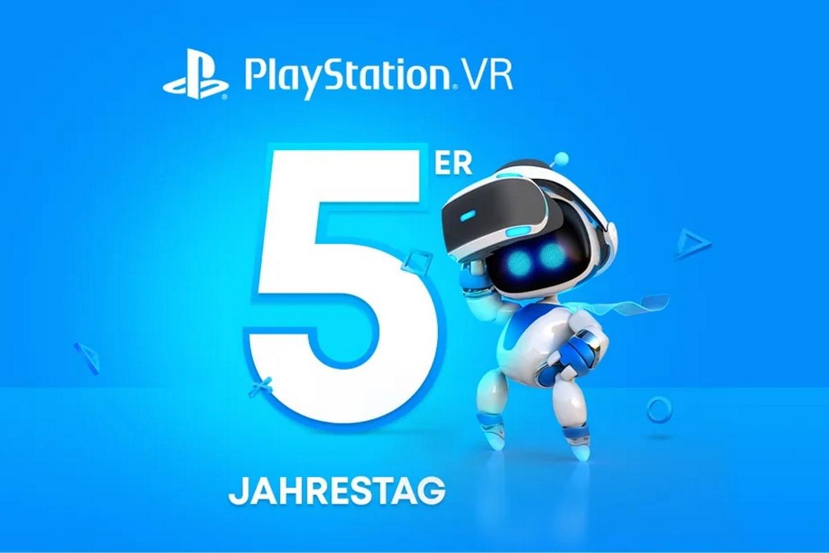 Astrobot mit PlayStation VR