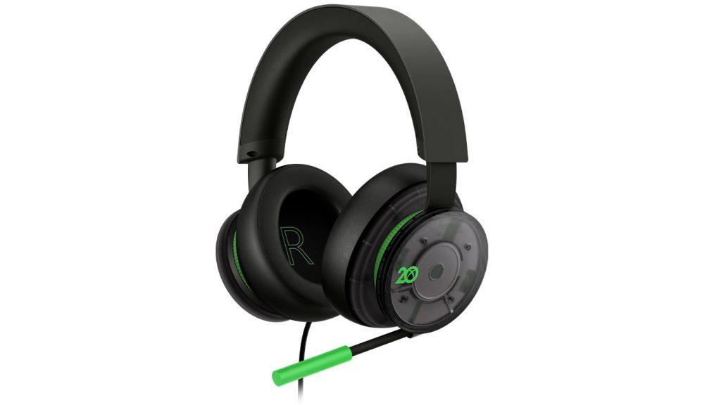 Xbox-Headset zum Jubiläum
